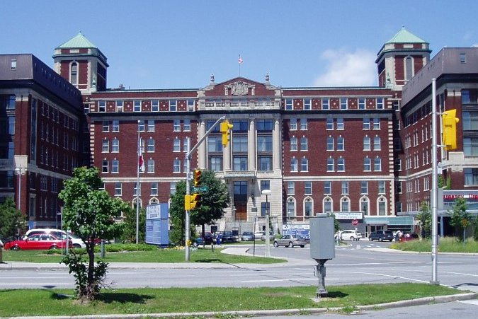 Image of the Ottawa Hospital Civic Campus