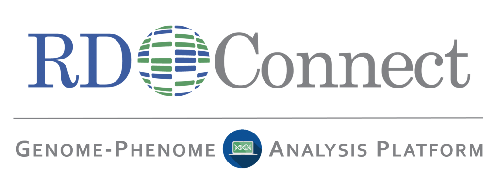 RD-Connect GPAP logo
