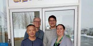 The Lochmuller Lab team