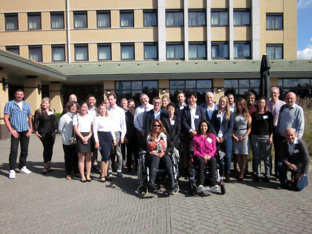 Participants at the 237th ENMC workshop on GNE myopathy