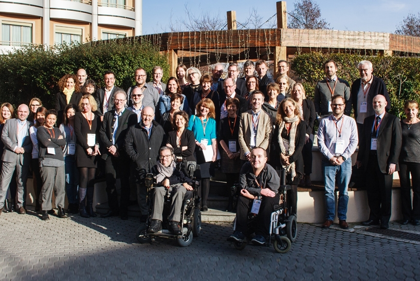 Participants at ENMC workshop on shared decision-making