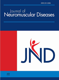 Front cover of the Journal of Neuromuscular Diseases